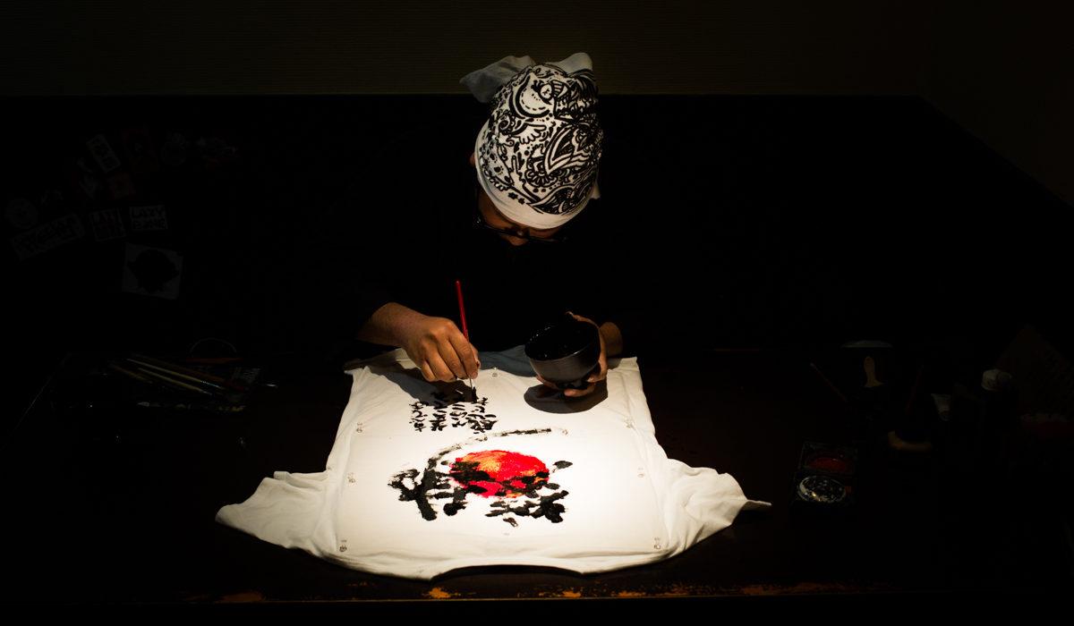 【サンティアゴ巡礼】Tシャツに肝っ玉ん注入!