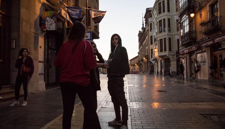 【サンティアゴ巡礼・フランス人の道】61日目:会話と人肌 レオン 〜 ビリャバンテ 29km