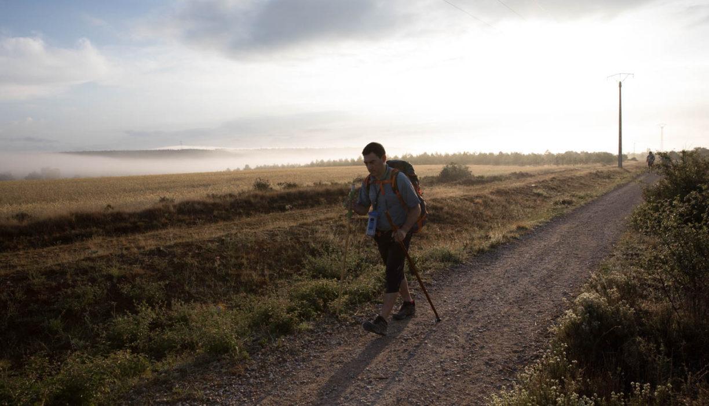 【サンティアゴ巡礼・フランス人の道】63日目:旅もそろそろ終盤戦に アストルガ 〜 フォンセバドン 26km