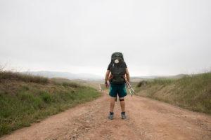 【サンティアゴ巡礼・フランス人の道】47日目:丘を越えて〜 ナヘラ 〜 サント・ドミンゴ 21km