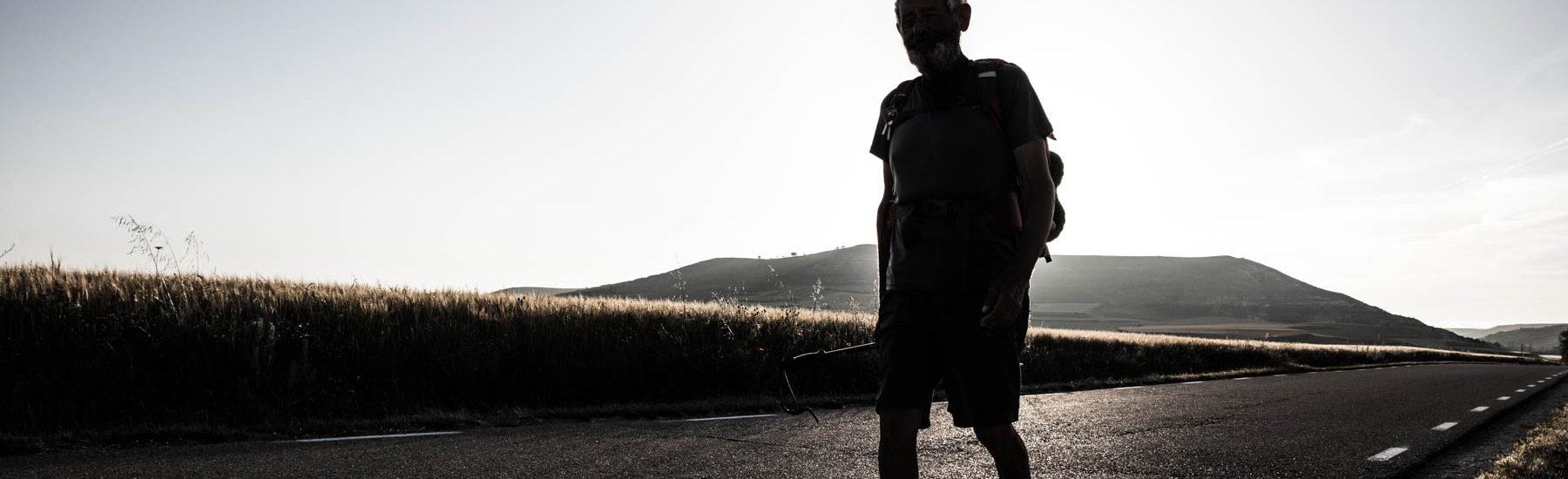 【サンティアゴ巡礼・フランス人の道】53日目:旅は何を変えてくれるか。 オンタナス 〜 ボアディージャ・デル・カミーノ 26km