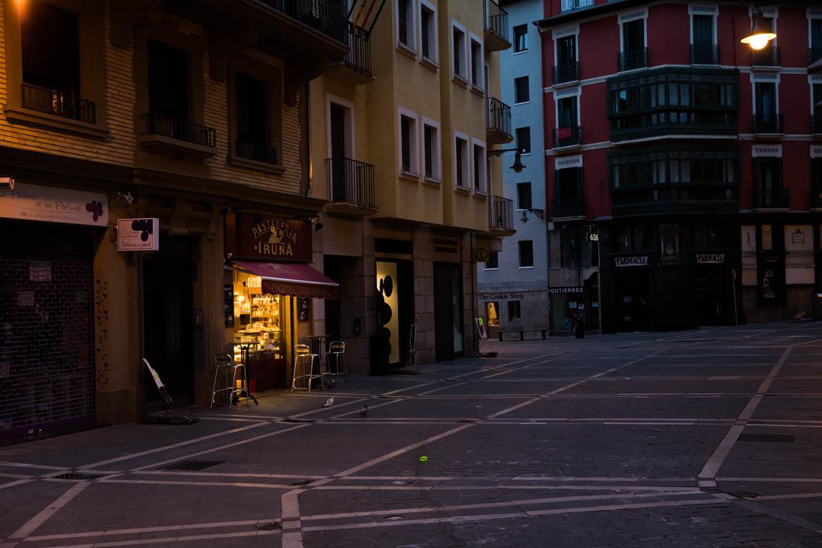 【サンティアゴ巡礼・フランス人の道】41日目:見上げる夜空に、ぼくは何を見るだろうか。 パンブローナ 〜 プエンテ・ラ・レイナ 24km