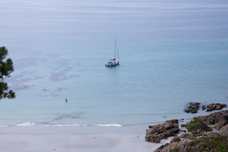 【サンティアゴ巡礼・フランス人の道】76日目:鐘の音、波の音 ホスピタル〜フィステーラ 30km