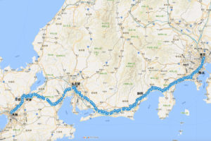 【東海道リヤカー行商の旅2017】を押入れに仕舞う前に